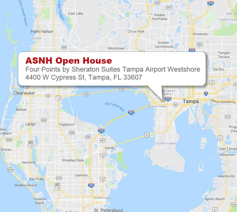 ASNH Open House